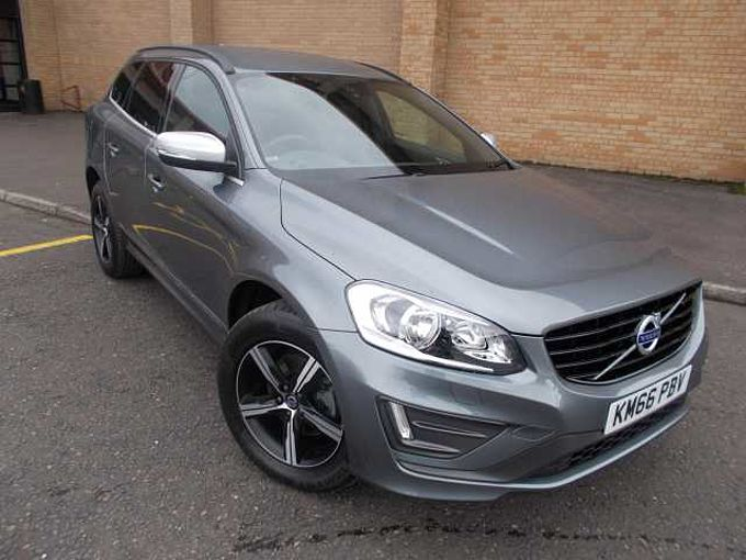 Volvo XC60 D5 AWD R-Design Nav Automatic (Winter Pack)